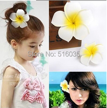 New Arrival Resort Flowers Hair Clips Beach Hairpins for Women Hair Accessories for Beach flower hair