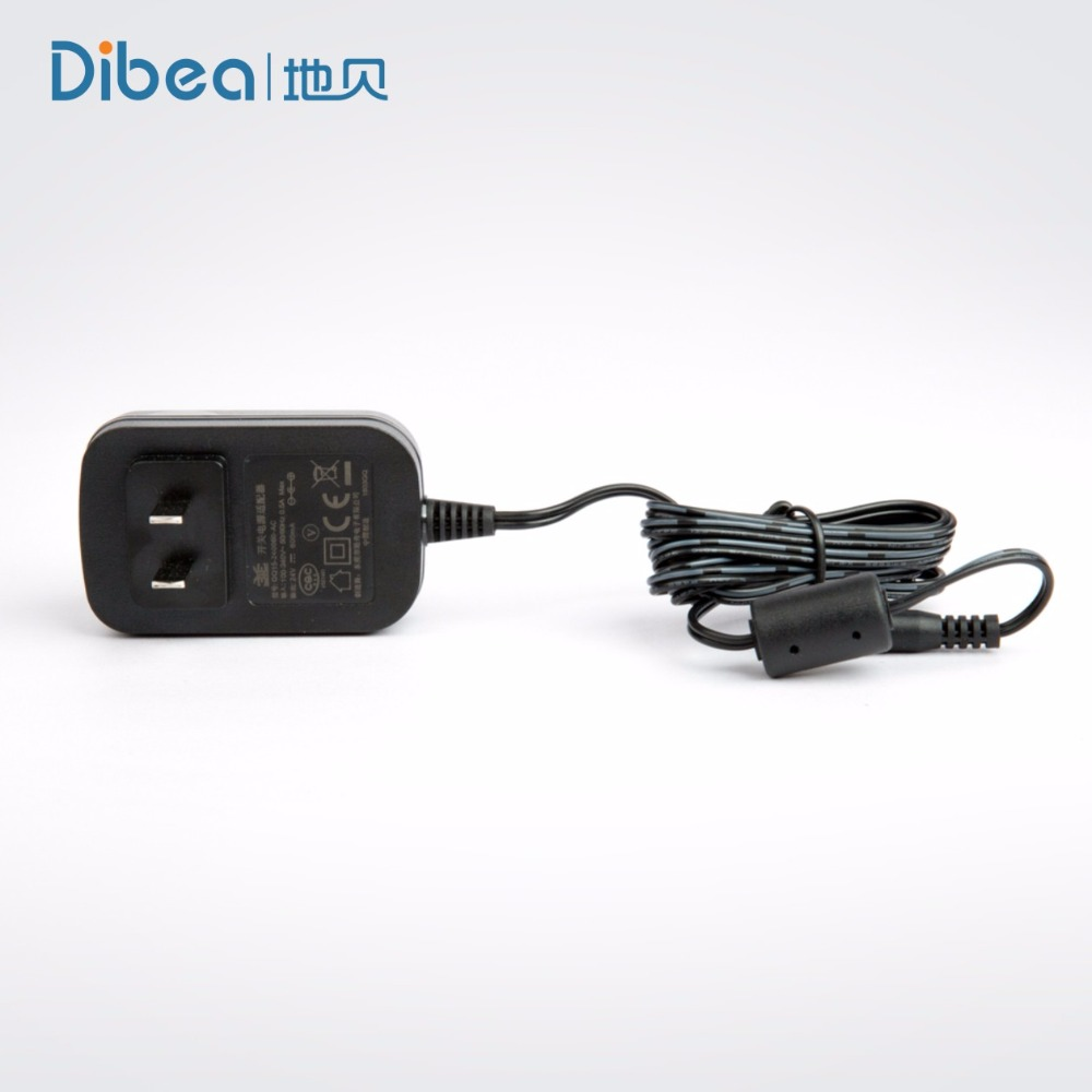 Adapter AC for Dibea D900 Pets Friendly Cleaner One-Click Touch Smart Schedule Cleaning Robot OEM/ODM Wholesales Freen Shipping(China (Mainland))