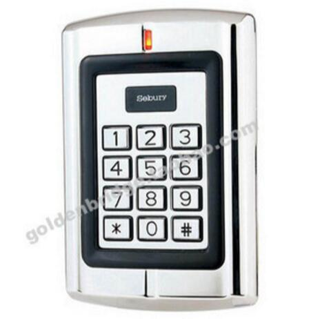 Door Access Controller Waterproof IP65 Proximity Keypad Reader 125KHZ HID card for home use R3-K H(China (Mainland))