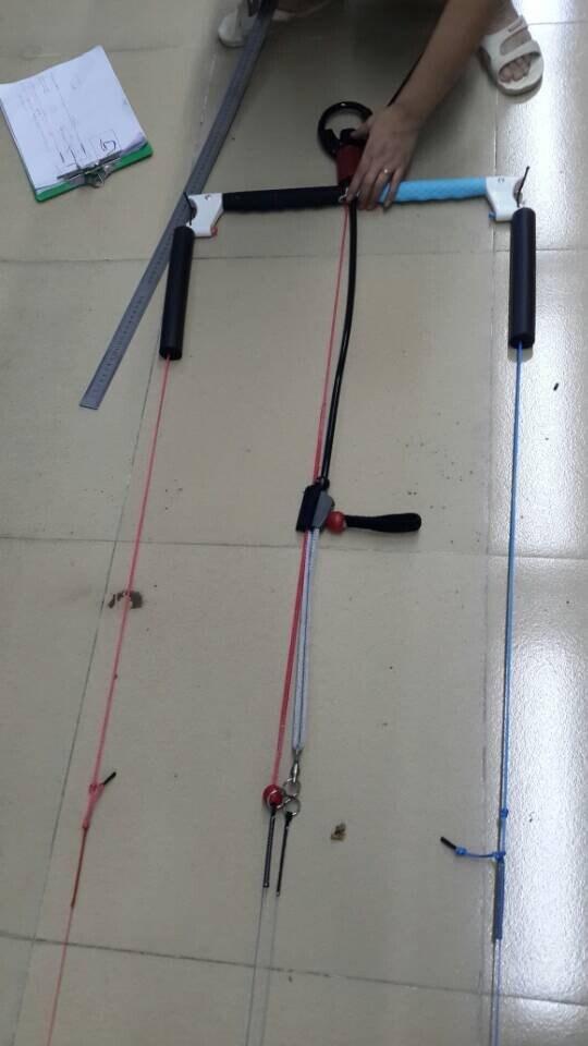 Free Shpping Power Kite bar,Kitesurfing bar,Kiteboarding bar 4 line bar(China (Mainland))
