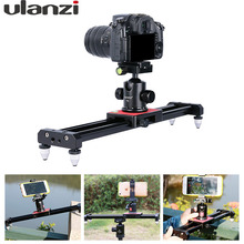 Buy Ulanzi Camera Track Dolly Slider Video Stabilizer Rail System Nikon Canon DSLR Camera Youtube Video Photography Movie for $38.89 in AliExpress store