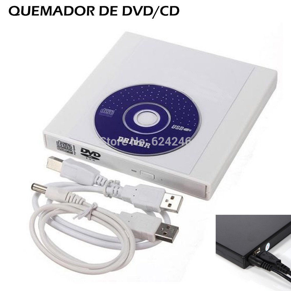 Накопитель на оптических дисках BRAND NEW USB DVD USB DVD CD DVD E00009-a накопитель на оптических дисках ers 9 5 sata blu ray dvd uj262 uj 262