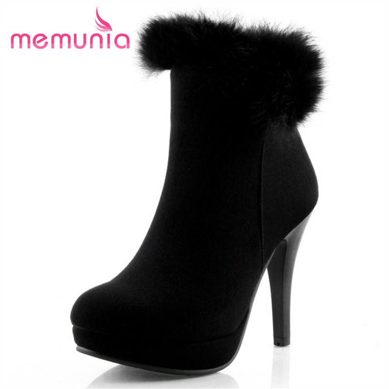 Popular Black Stiletto Ankle Boots-Buy Cheap Black Stiletto Ankle ...