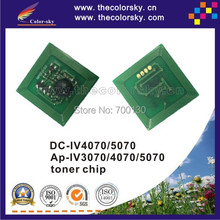 (TY-X3070T) toner cartridge reset chip for Xerox DocuCentre-IV DC IV 4070 5070 Apeosprot-IV 3070 4070 5070 bk 30k pages free dhl