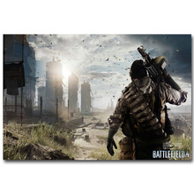 Buy Battlefield BF 1 4 Art Silk Fabric Poster Print 13x20 24x36inch Hot Game Soldier Pictures Children Room Wall Decor Gift 13 for $4.91 in AliExpress store