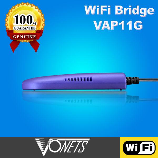VONETS VAP11G RJ45 wifi bridge, satellite receiver wifi usb adapter(China (Mainland))