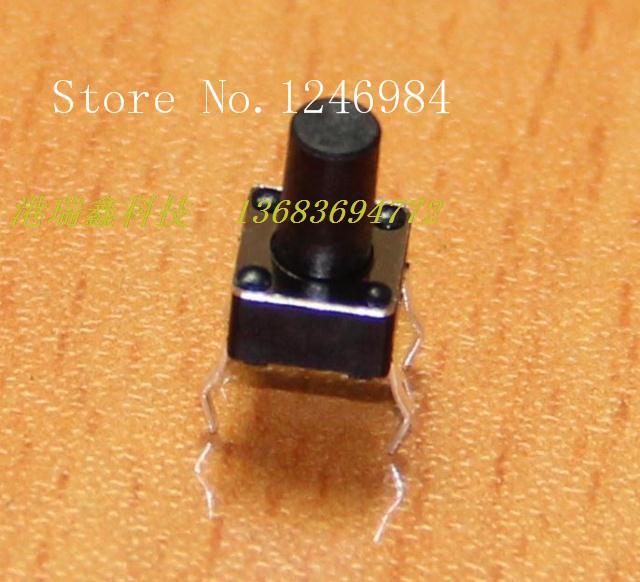 [SA]6X6 touch of a button electronic switch button reset switch micro switch TC-0108 Hong Kong Ruixin GRX---200pcs/lot