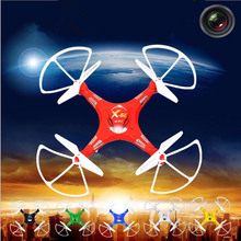 2016 Profession Drones Quadcopter 2.4g 6-axis Rc Helicopter Drone Gimble with Camera Hd Vs X8c X8G SYMA X5SW for Christmas gift