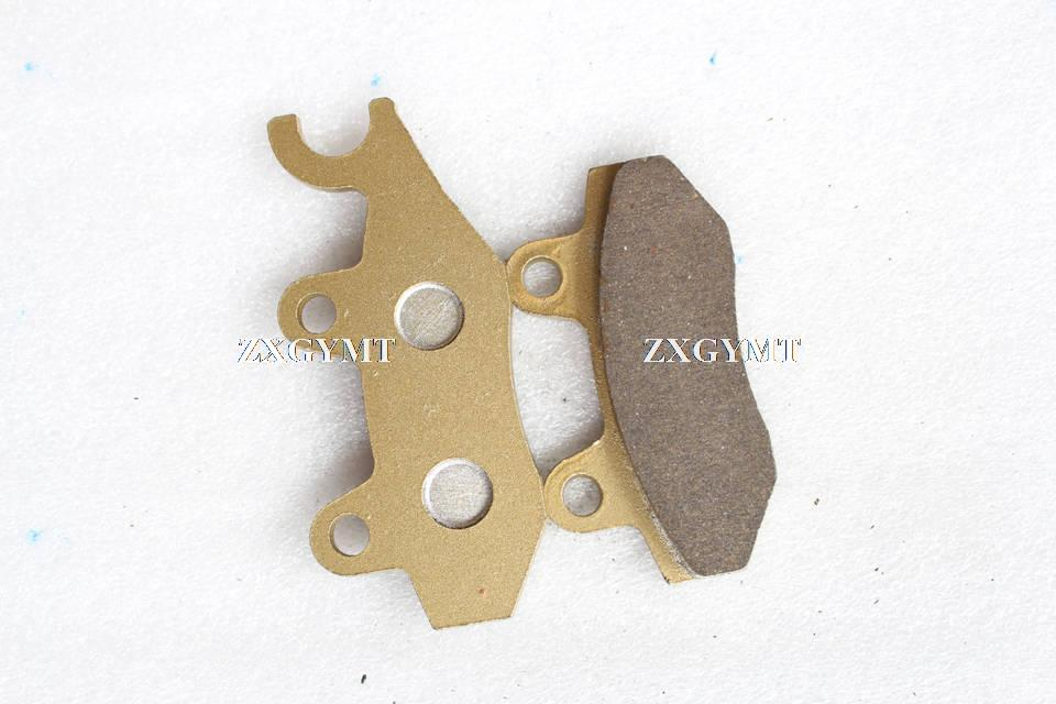 Brake Pads fit KAWASAKI KVF 750 E8FA Brute Force 4x4Hardwoods Green HD 08 Front (Left) 1Pair (2Pads)(China (Mainland))
