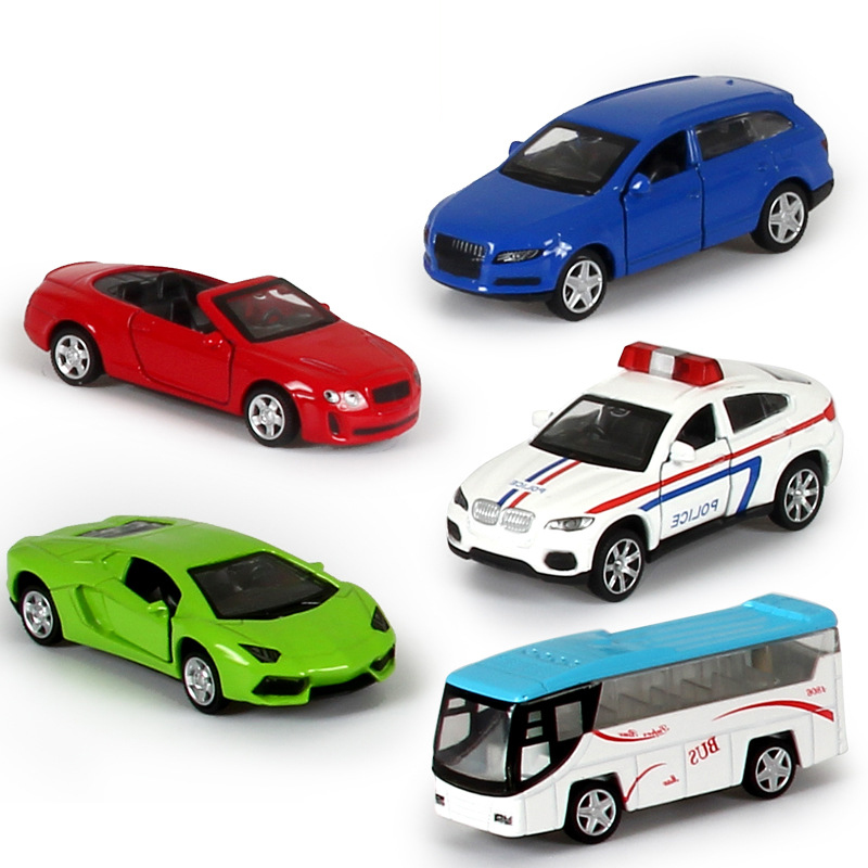 Metal Race Car Toys