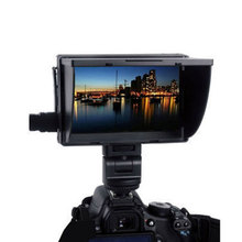 "Viltrox 7"" DC-70 Clip-on Color TFT HD LCD Monitor Display for DSLR Camera"