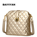 Fashion shell Small Plaid Quilted Handbags High Quality Ladies Party Purse Women Clutch Famous Shoulder Messenger