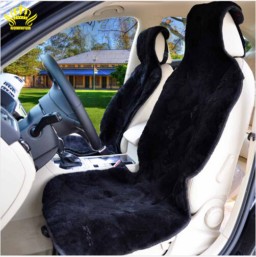 Auto universal fur capes sheared fur Mouton car seat covers 100% natural fur sheepskin sewn from pieces  2015 sale C001-B<br><br>Aliexpress