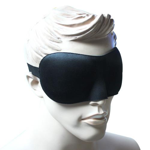 Sleeping 3D Eye Mask Eyeshade Cover Blinder Happy Travel Sleep Rest Relax(China (Mainland))