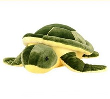 Free shipping 24cm=9.5'' Green Sea Turtles/Tortoise Plush Toys little nici Turtle Plush Toys doll for best gift(China (Mainland))