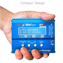Original SKYRC IMAX B6 MINI Aircraft Balance Charger Discharger For RC Helicopter Battery Charging Re-peak mode for NIMH/NICD