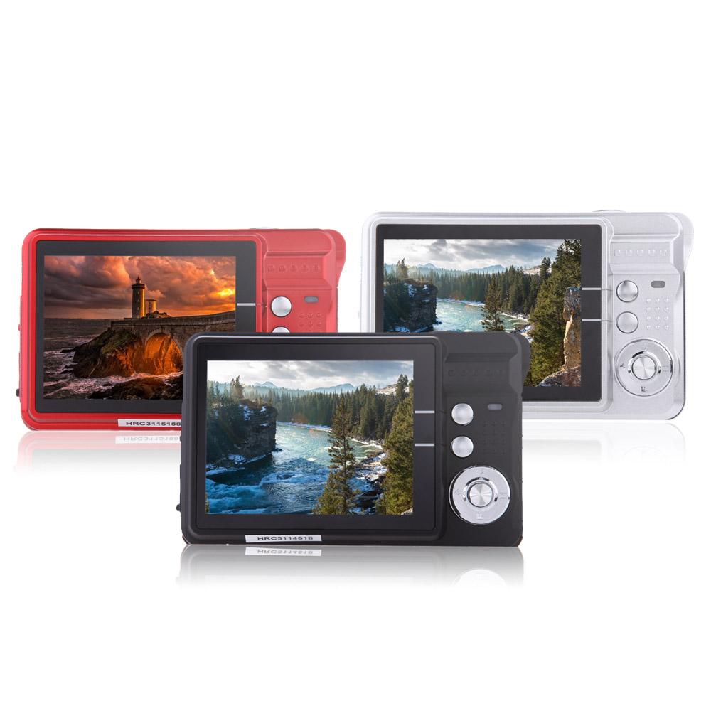 Original Amkov CDC32 HD Digital Video Camera 18MP 2.7in TFT 8x Zoom Smile Capture Anti-shake Video Camcorder(China (Mainland))