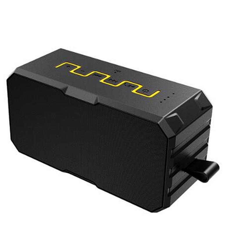 Original Sardine F5 Portable wireless altavoz Bluetooth Speaker Amplifier Stereo Outdoor waterproof mini HIFI Speakers with MIC(China (Mainland))