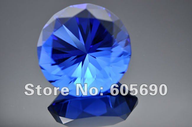 , 60MM CRYSTAL DIAMOND, BIG SIZE WEDDING GIFT, CHRISTMAS HOME DECORATION, - KODOD ELEMENTS store