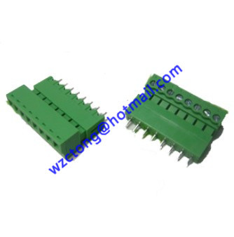 Pitch 3.81mm    Pluggable   PCB Terminal Block 8pin<br><br>Aliexpress