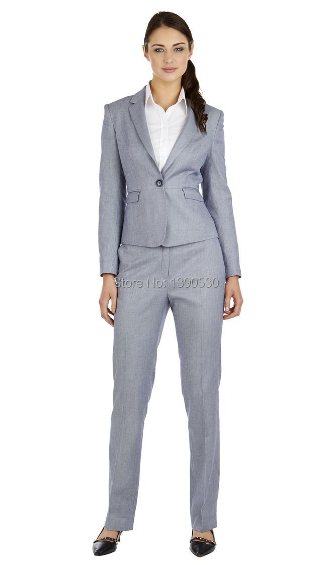 Online Buy Wholesale grey suits womens from China grey suits