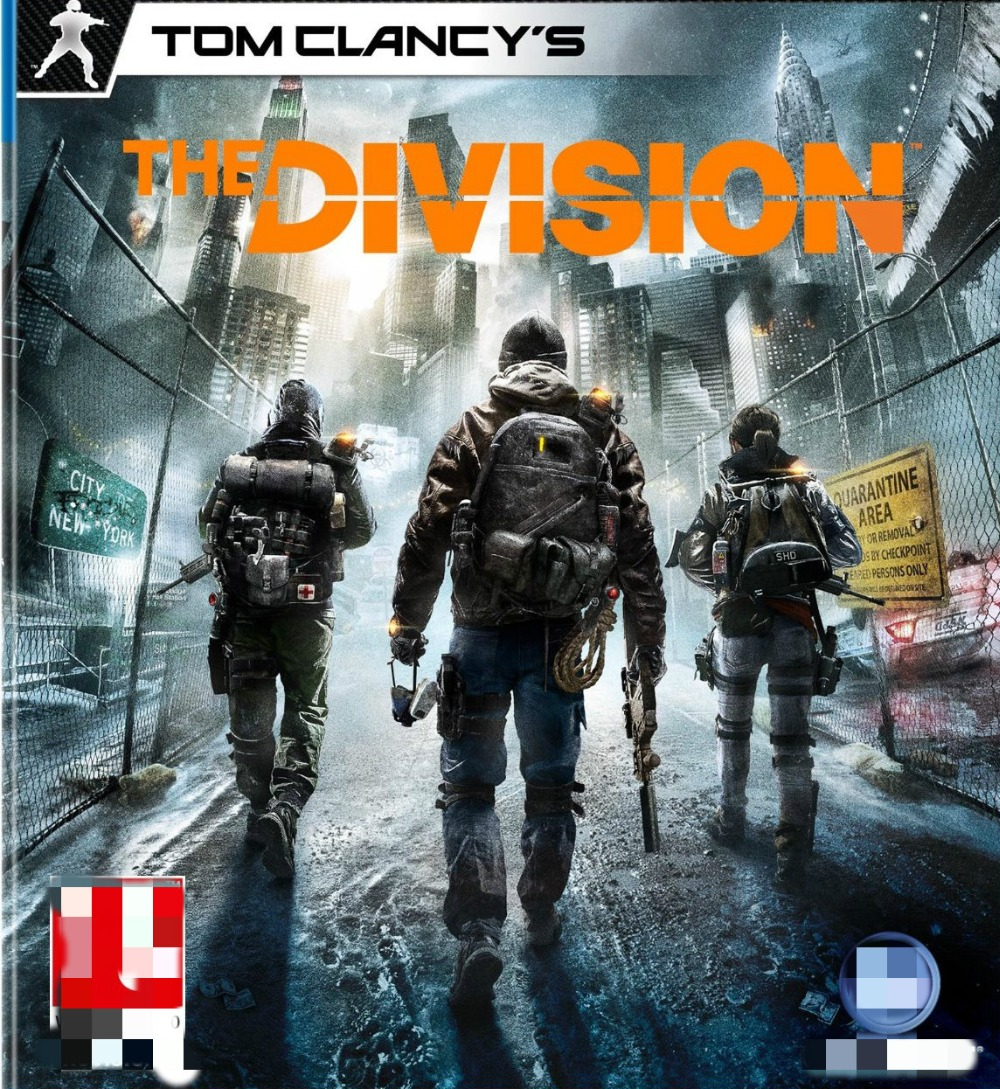 PS4 GAME Tom Clancys The Division DIGITAL VERSION<br><br>Aliexpress