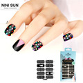 Nails Art Painting Nail Stencils Nail Hollow Template sticker Decals For Nail Tips Decoration Tool Accessory