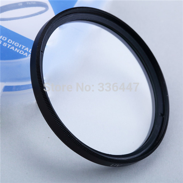 1pc High Quality 52mm Haze UV Filter Lens Protector for Canon for Nikon Newest