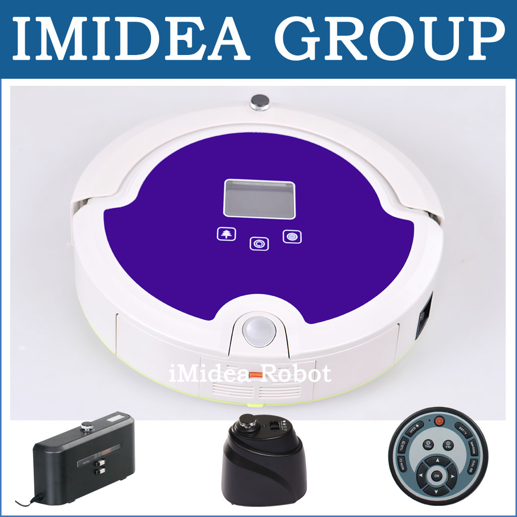Buy Floor Cleaning Robot in New Zealand,Multifunction Sweep,Vacuum,Mop,Sterilize,Schedule,Auto Charge,Virtual Wall,Avoid Bumping(China (Mainland))