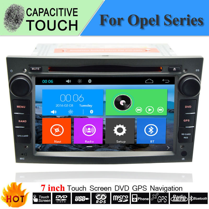 opel vectra dvd with gps in dash car navigation dvd radio system for opel autos post. Black Bedroom Furniture Sets. Home Design Ideas