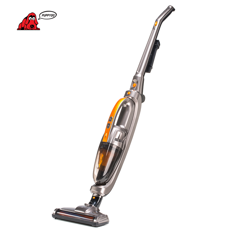 PUPPYOO Cordless Handheld&Stick Vacuum Cleaner for Home Wireless Lithium Charging WP510()