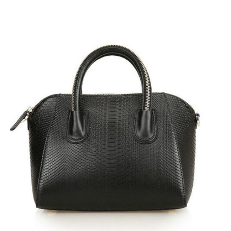2014 Fashion CROCO Genuine Leather Women Totes Handbags Famous Brand Designer Cowskin Shoulder Bags<br><br>Aliexpress