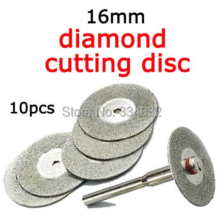 Гаджет  diamond cutting disc for dremel accessories 16mm diamond grinding wheel abrasive tools electric rotary tool circular saw blade None Инструменты