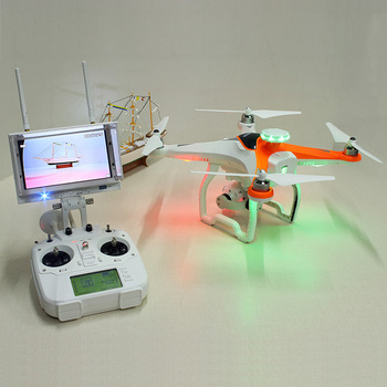 Cheerson CX22 CX-22 Follower 5.8G Dual GPS FPV With 1080P Camera Quadcopter RTF