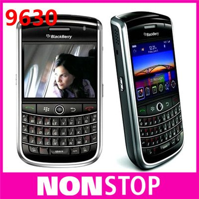 9630 Unlocked Original BlackBerry Tour 9630 Cell Phone Free Shipping(China (Mainland))