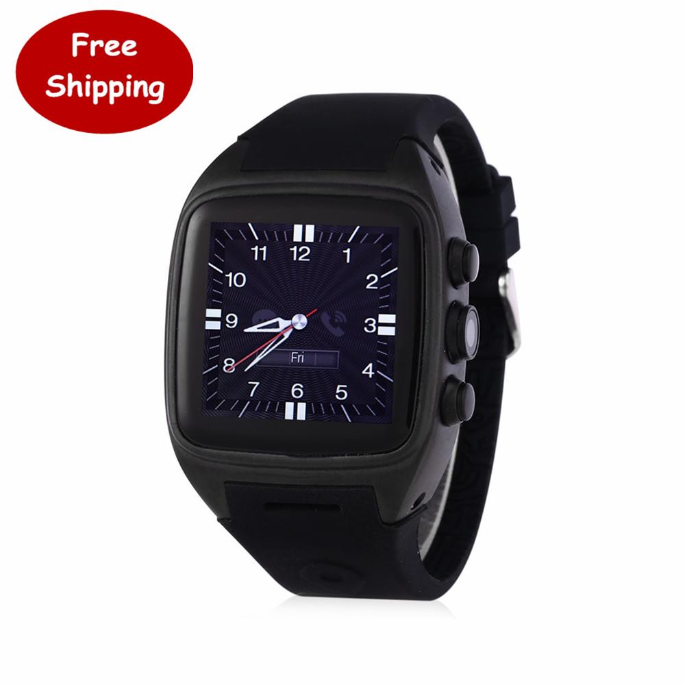 iMacwear M7 Smart Watch Phone Android 4.4 GPS Bluetooth 3.0 3G GSM SIM Card MTK6572 Dual Core 1.0GHz IP67 Waterproof 5MP(China (Mainland))