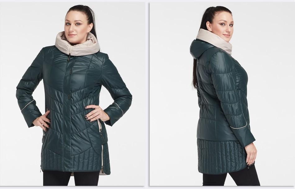Astrid 2016 Women's winter jacket Casual Fashion Women Parka High-Quality Female Hooded Coat Brand Parka Plus Size 5XL AM-5810-1