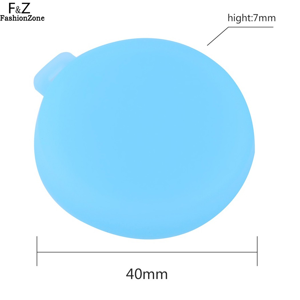 Replacement Spare Parts Silicone Camera Lens Protective Cover Cap For DJI Osmo Camera and Inspire 1 Camera Blue Free Shipping
