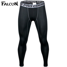 Sports Brand Apparel Men's Compression Tights Pants Gym Clothing Trousers Mens Joggers Outdoor Sweatpants In Stock