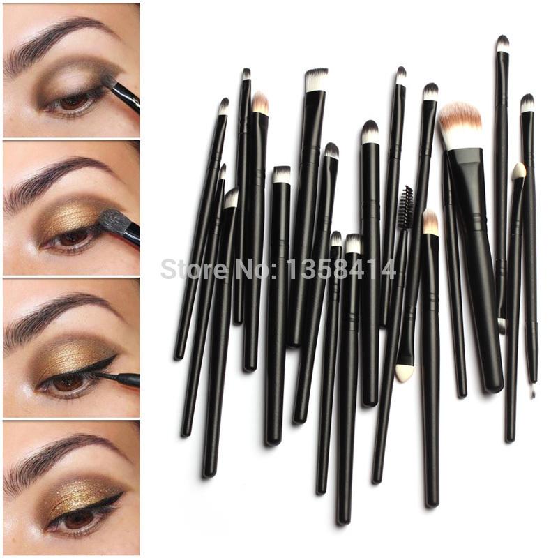Кисти для макияжа OEM 20 Eyeshadow HSCS2001 кисти для макияжа oem 50 brusheyeliner yy80
