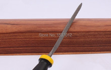 6pcs sets 3x140mm Mini Assorted Rasp Woodworking File Annatto File Hardwood Mini DIY File for Carved