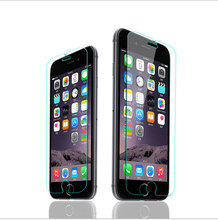 Premium protective film on the phone high definition toughened glass Screen Protector For iPhone 6 PLUS tempered glass