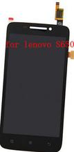 1 шт. прошел для Lenovo S650 жк-цифровой + сенсорный экран планшета бесплатная доставка