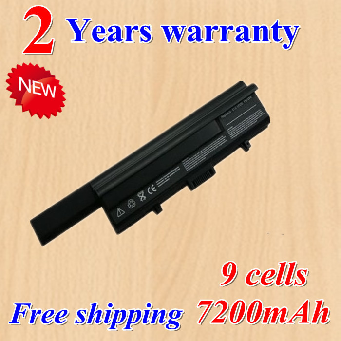 9 Cell Laptop battery for dell xps m1330 laptop battery UM230 PU556 PU563 CR036 TT485 0CR036 WR053 0WR053 312-0567(China (Mainland))