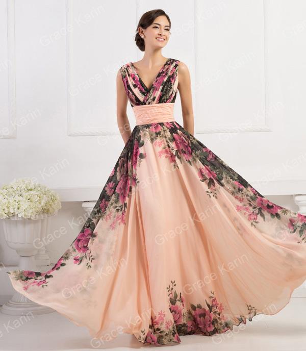 Model Prom Dresses