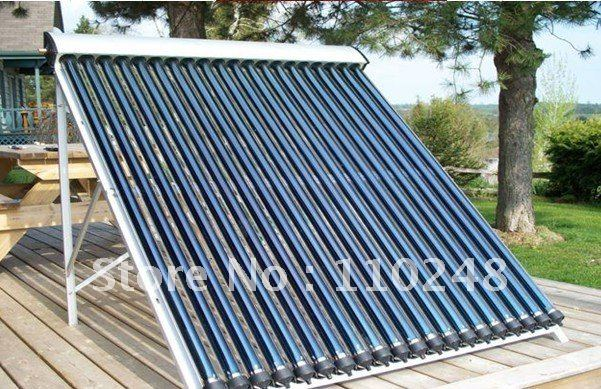 Solar water heater, solar collector US$ 320, solar water system(China (Mainland))