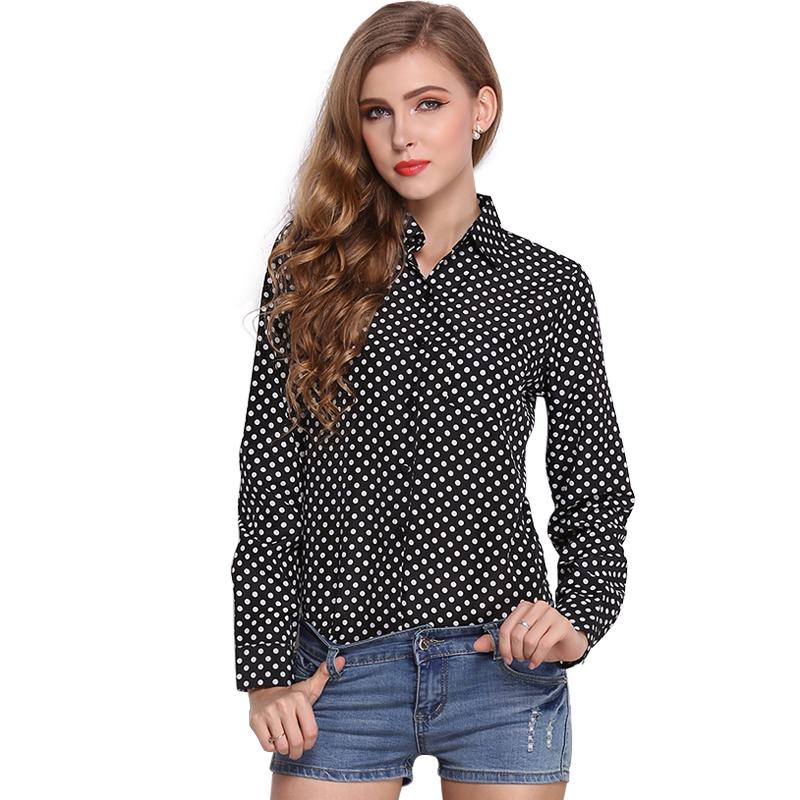 2016 Women Blouses Turn-down Full Sleeve Star Dot Anchor Lips Leopard Print Sun Block Chiffon Shirt Hot Sale(China (Mainland))