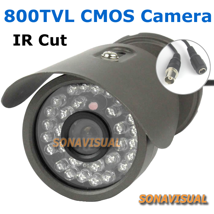800TVL HD Security outdoor CCTV Camera with bracket 30 Leds IR Cut Night Vision Color Image surveillance Cam Supply Best price <br><br>Aliexpress