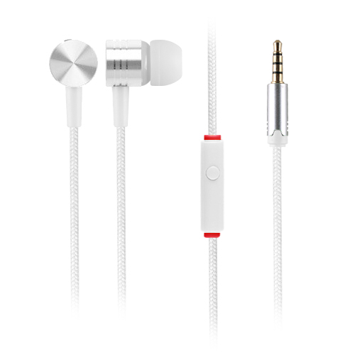 EARFUN In-ear Earphone with Mic 1.2m Cable Music Play Earphone Headset for Cellphone MP3 MP4 MP5 Media Player(China (Mainland))
