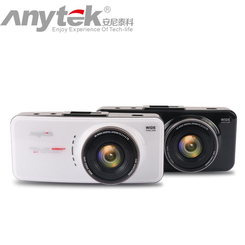 Original Anytek AT66A Car DVR full HD Novatek 96650 Car Camera Recorder Black Box 170Degree 6G Lens Supper Night Vision Dash Cam(China (Mainland))